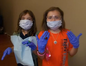 Dr. Mitchell's Dentists in Training